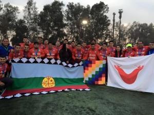 Copa Americana de Pueblos Indígenas: Chile obtiene el tercer lugar tras vencer a Bolivia