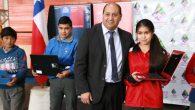En el gimnasio municipal se realizó la entrega masiva de computadores a estudiantes de 7º año básico de las diferentes escuelas municipales de la comuna, en el marco del programa […]