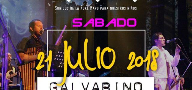 SURAMA,es una banda con más de 18 años de trayectoria haciendo música en la Araucanía, Chile y el extranjero. En su propuesta denominada 'Fusión Nativa', […]