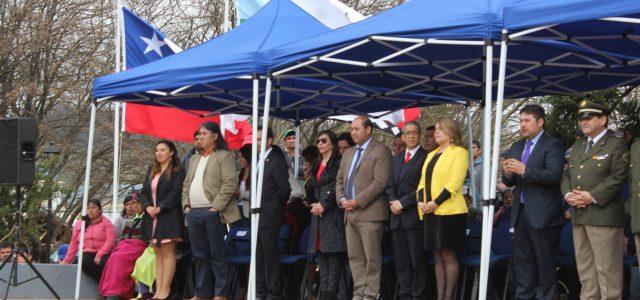 Un gran desfile brindó toda la comunidad de Galvarino a través de sus escuelas e instituciones, esta festividad cívica estuvo encabezada por el alcalde Marcos […]