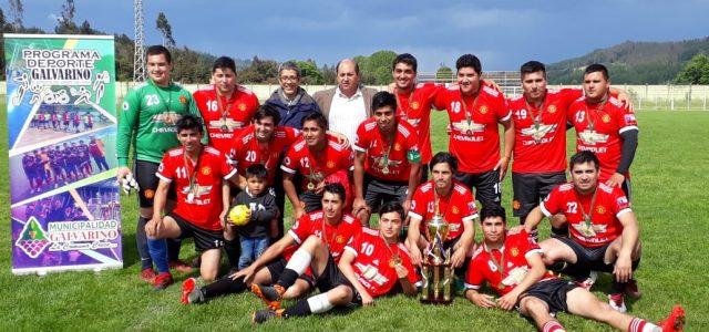 Nuestra primera autoridad estuvo en la gran final de las Ligas Campesinas, realizadas este domingo 11 en el estadio Municipal, en esta oportunidad lo acompaño […]