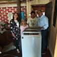 Esta noticia nos invade de alegría, la señora Sara Castillo recibió de manos de nuestro Alcalde Marcos Hernández Rojas y su distinguida esposa Mirta Zapata, […]