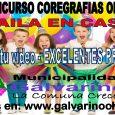 """""""1° CONCURSO COREOGRAFIAS ON LINE – BAILA EN CASA 2020"""" La I. Municipalidad de Galvarino, a través del Departamento de Educación Municipal y Departamento de […]"""