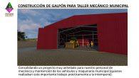 CONSTRUCCIÓN DE GALPÓN PARA EL TALLER MECÁNICO MUNICIPAL DE NUESTRA COMUNA. Este proyecto, constituye un pilar central para el bien común de todos nuestros vecinos. […]