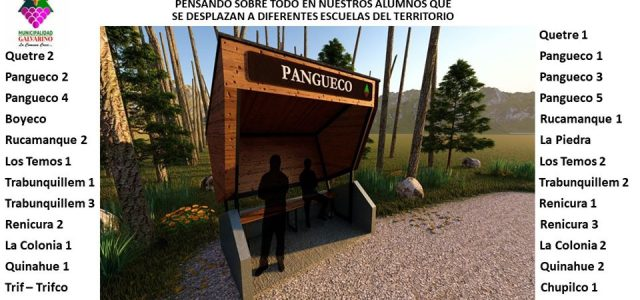 SE HA COMENZADO LA CONSTRUCCIÓN Y REPARACIÓN DE 26 REFUGIOS PEATONALES UBICADOS EN DIVERSOS SECTORES DE GALVARINO. El objetivo sigue siendo el que nuestros vecinos, […]