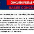 """""""1° CONCURSO DE PAYAS, QUEDATE EN CASA 2020"""" La I. Municipalidad de Galvarino, a través de la Unidad de Desarrollo Local Municipal """"Udel"""" promueve un […]"""