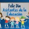 Muchas felicidades a los asistentes de la educación en su día, especialmente a quienes trabajan en nuestro sistema de educación municipal. En este especial día, […]