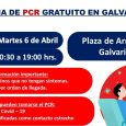 Informamos a nuestros vecinos de #Galvarino, que durante los próximos días Lunes 5 y martes 6 de Abril, se realizarán exámenes de PCR (obviamente de […]