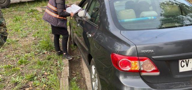 Durante las fiscalizaciones que se han estado efectuando en la comuna de #Galvarino, con el objetivo de reducir la movilidad, y hacer que nuestros vecinos […]