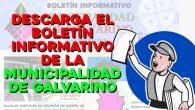 Descarga aquí elboletín informativo de la Municipalidad de Galvarino para conocer las iniciativas de nuestro alcalde Marcos Hernández Rojas. BOLETIN GALVARINO 10 2021